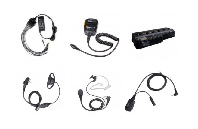 Randapparatuur en accessoires